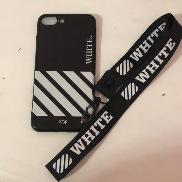 buy popular 89c22 f23c0 iPhone 8 plus case! NWT